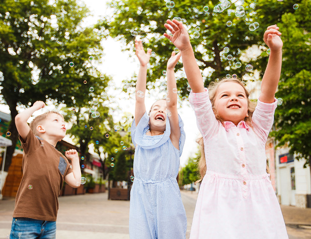 Daily Outdoor Play For Exercise And Fun