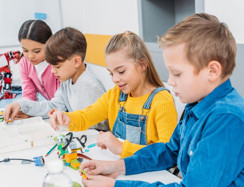 Extra STEM With Coding & Robotics