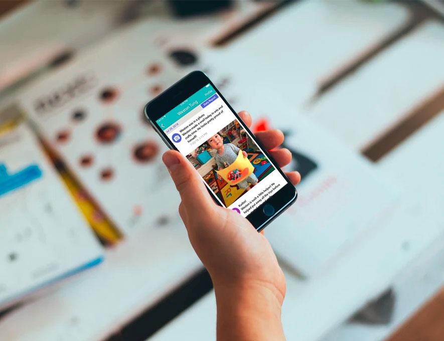 You Get Regular Updates Via Your Kaymbu App